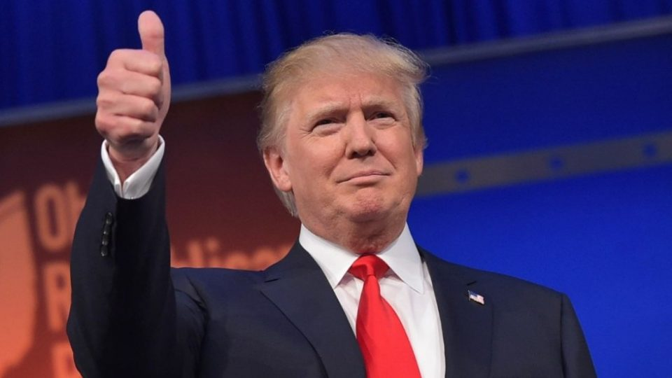 По систематскиот преглед, Трамп се пофали дека има одлично здравје