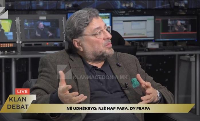Фрчкоски: ВМРО-ДПМНЕ има повисок рејтинг од СДСМ