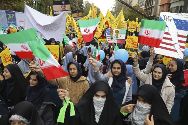 Иран одбележува 40 години од заземањето на Амбасадата на САД во Техеран