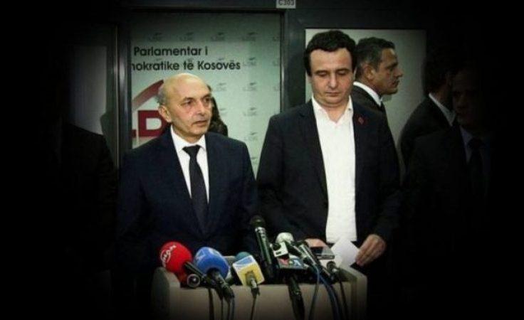 Лидерот на Демократски сојуз прифати Албин Курти да биде новиот премиер на Косово