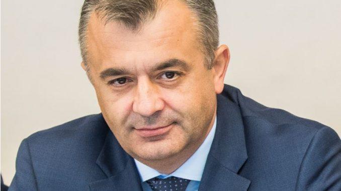 Јон Чику е избран за нов премиер на Молдавија