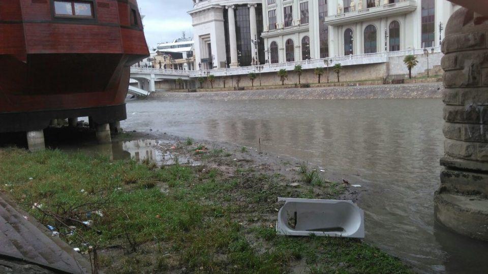 И Вардар си има своја када!