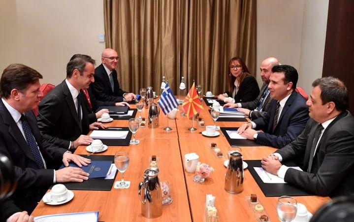 Заев–Мицотакис: Економските односи меѓу двете земји бележат нагорен тренд