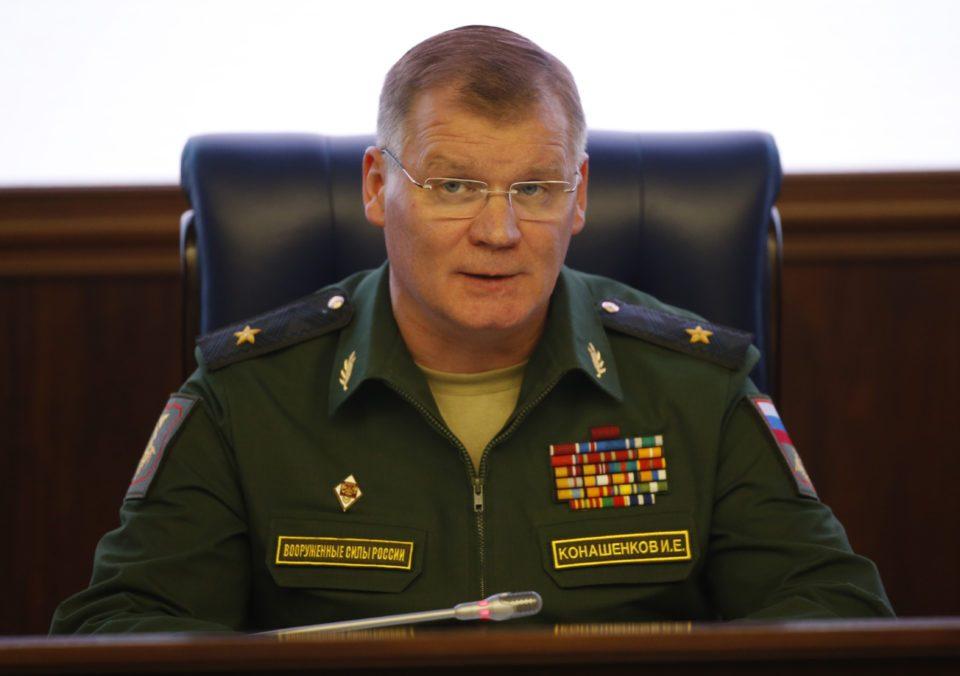 Конашенков: Русија е изненадена од изјавата на Чавушоглу
