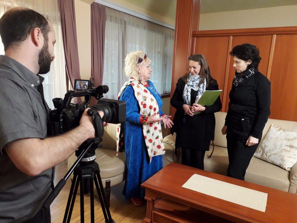 Холивуд снима филм за Центарот за одвикнување од зависности во Конопиште