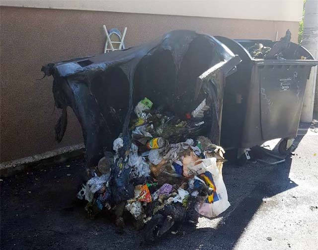 Годинава во Струмица казнети 30 лица-загадувачи кои палеле и согорувале отпад