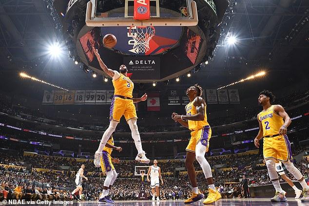 ЛА Лејкерс е најомразен НБА тим во САД