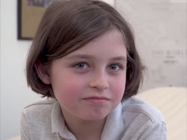 Дете гениј: Има само девет години, а наскоро ќе дипломира