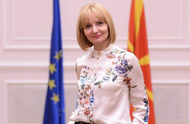 Посебната советничка на Заев, Ленче Николовска си дала оставка