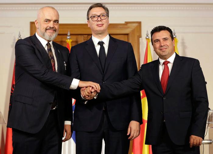 Трилатерална работна средба на лидерите на Западен Балкан утре во Охрид