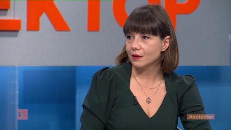 Царовска: Пензиите значително ќе пораснат, но не знам дали тоа ќе се случи пред избори