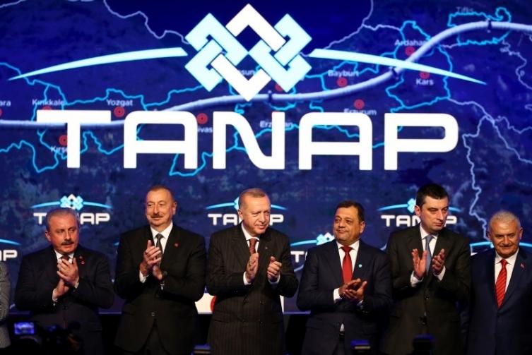 Анѓушев: Трансанадолскиот гасовод е од исклучителна важност бидејќи дава конкурентни цени на природен гас