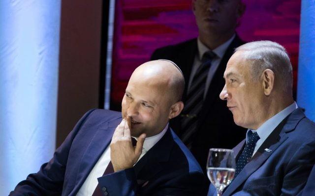 Нетанјаху го именуваше ултрадесничарот Нафтали Бенет за министер за одбрана