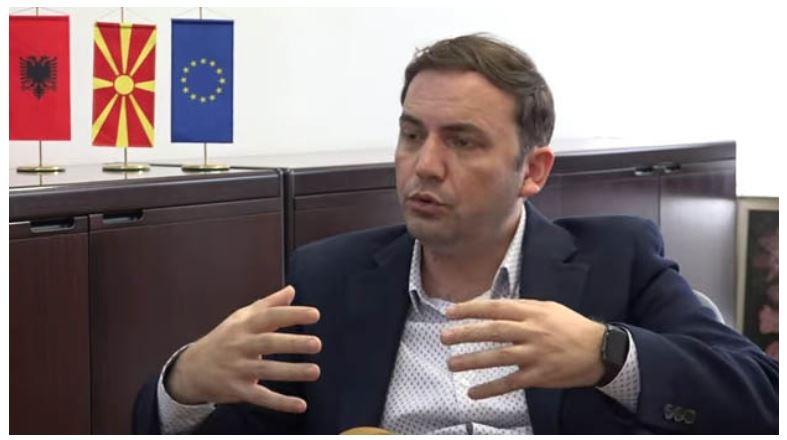 Османи: Ќе го бранам Законот за јазиците пред Венецијанската комисија