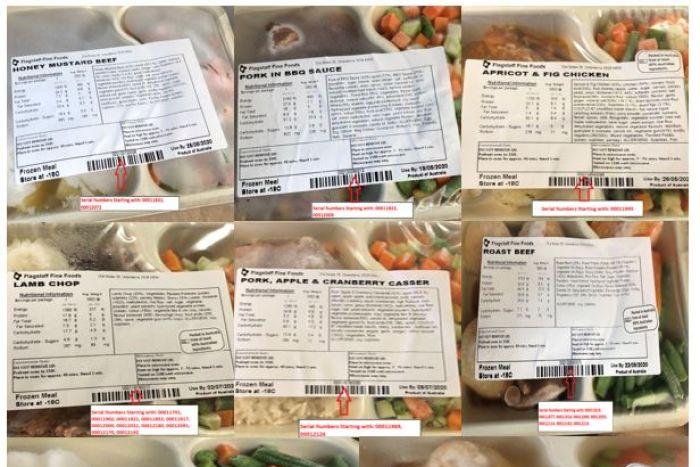 Во Шпанија запленети 17 тони храна заразени со листерија