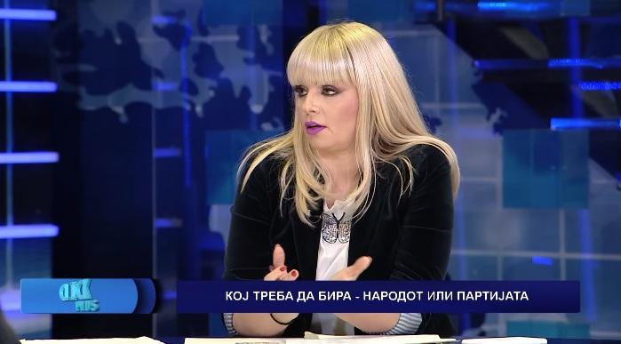 (ВИДЕО) На Рангелова не и чинело ВМРО-ДПМНЕ, зошто не ја прашувале за мислење