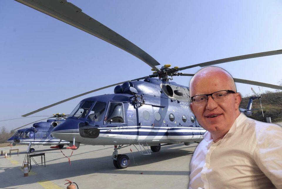 ИРЛ: Мистеризниот пат на добитникот на тендерот за хеликоптерски услуги во Итната помош