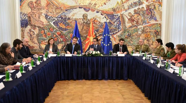 Пендаровски најави дека државниот Совет за безбедност ќе расправа за заштитата на животната средина