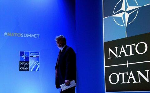 Си-Ен-Ен: Администрацијата на Трамп планира да ги намали средствата што САД ги издвојува за НАТО