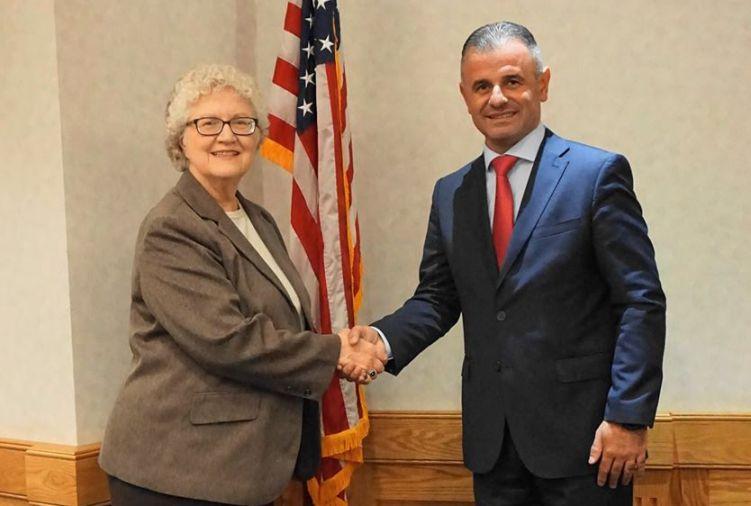 Општина Чаир се збратимува со американскиот град Стаунтон