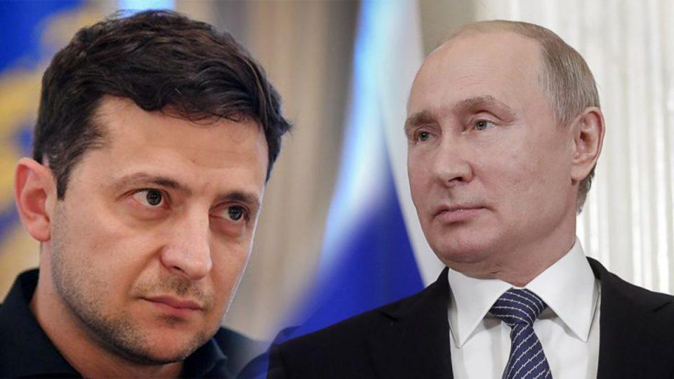 Зеленски и Путин во Париз ќе договараат примирје и размена на заробеници во Украина