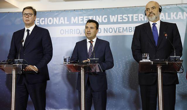 Рама со критика до Приштина што не учествува на лидерската средба во Охрид