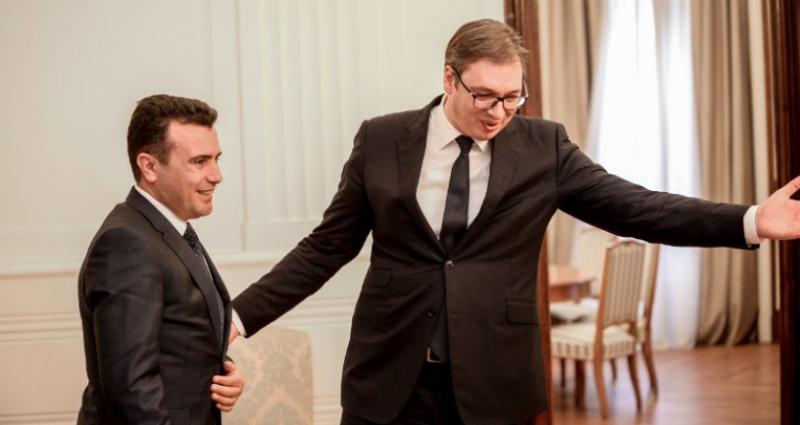 Вучиќ: Заев чека вакцини од Ковакс затоа што така му беше речено, Србија има вакцини затоа што сама ги договори