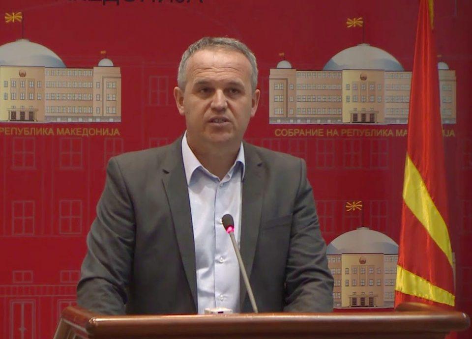 """Потпретседателот на Собранието Зеќир Рамчиловиќ со честитка за """"Денот на државноста на БиХ"""""""