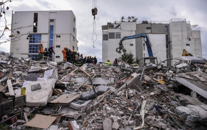 Албанија ќе се задолжи со 560 милиони евра за санација на штетата од земјотресот