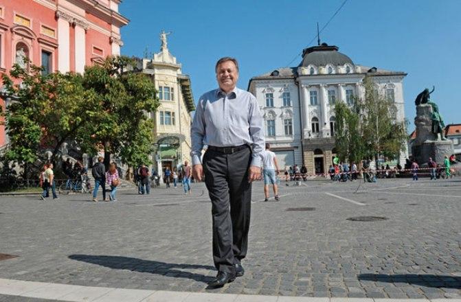Градоначалникот на Љубљана под истрага за затајување данок