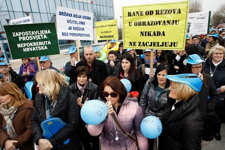 Постигнат е договор: Заврши најважниот штрајк во историјата на самостојна Хрватска