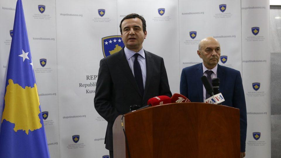 Курти и Мустафа и понатаму без договор за владејачка коалиција