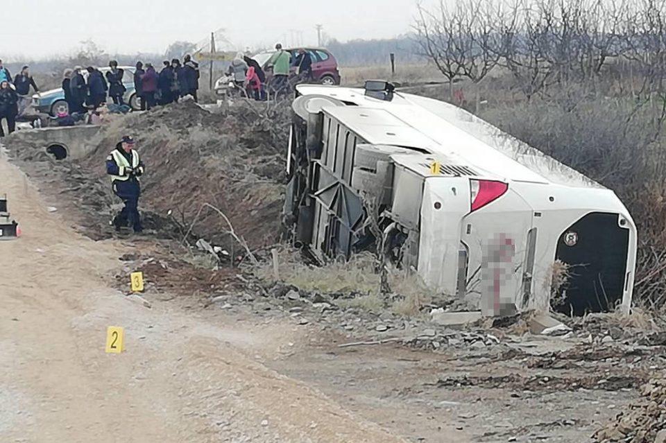 Камелија Турс се огласија по несреќата во Србија: Чувствуваме одговорност