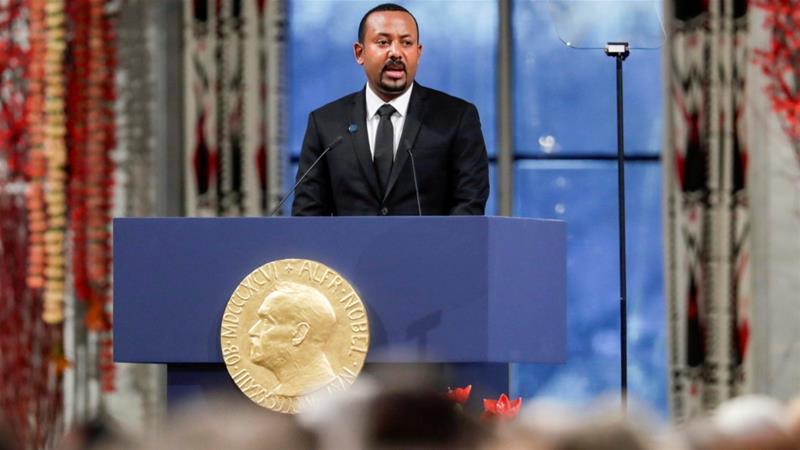 Добитникот на Нобеловата награда за мир, Абиј Ахмед: Воениот пекол ја зацврсти мојата одлучност за мир