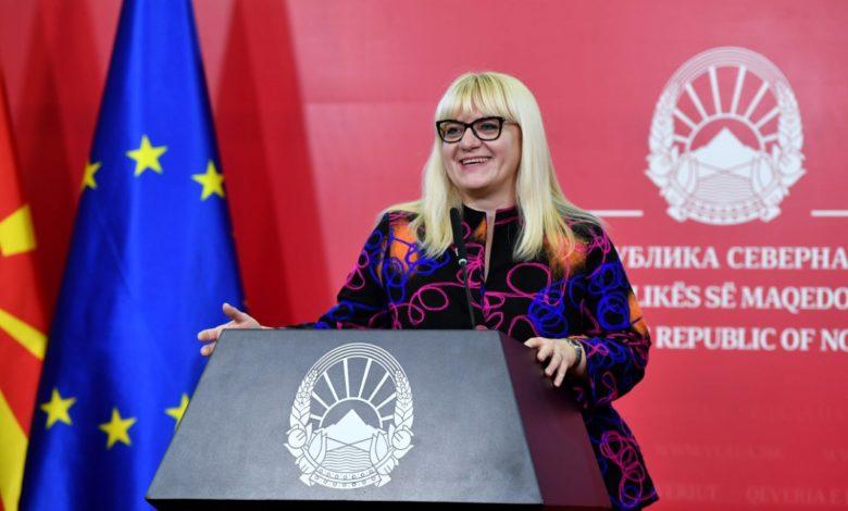 Прифатена номинацијата на Рената Дескоска за во Венецијанската комисија