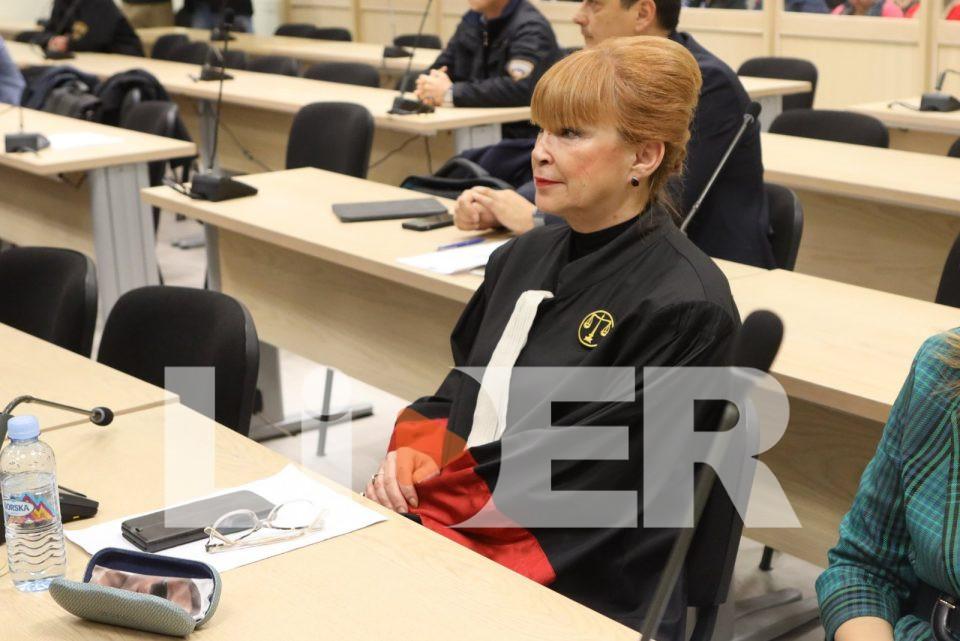 Рускоска не дозволила во судот да се пушти снимка на која се гледа каде завршила торбата со пари