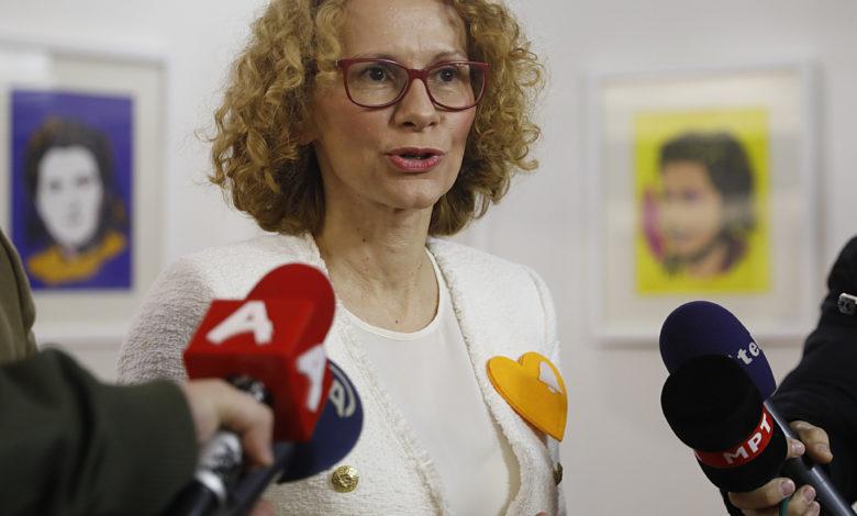 Шекеринска: Очекувам во најкус можен рок да имаме и амбасадор и воен претставник во НАТО