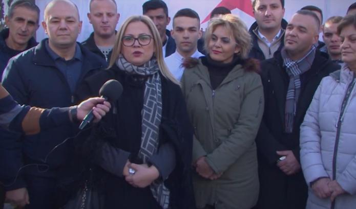 Тимови на ВМРО – ДПМНЕ во Дебар: Граѓаните увидоа дека се излажани и изневерени