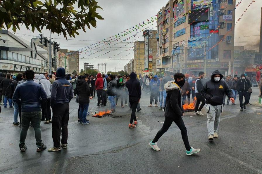 """""""Амнести"""": Во протестите во Иран најмалку 208 жртви"""