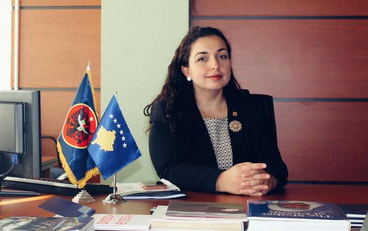 Вјоса Османи: Влада на ЛДК и ВВ е историски момент што го побараа косовските граѓани на избори