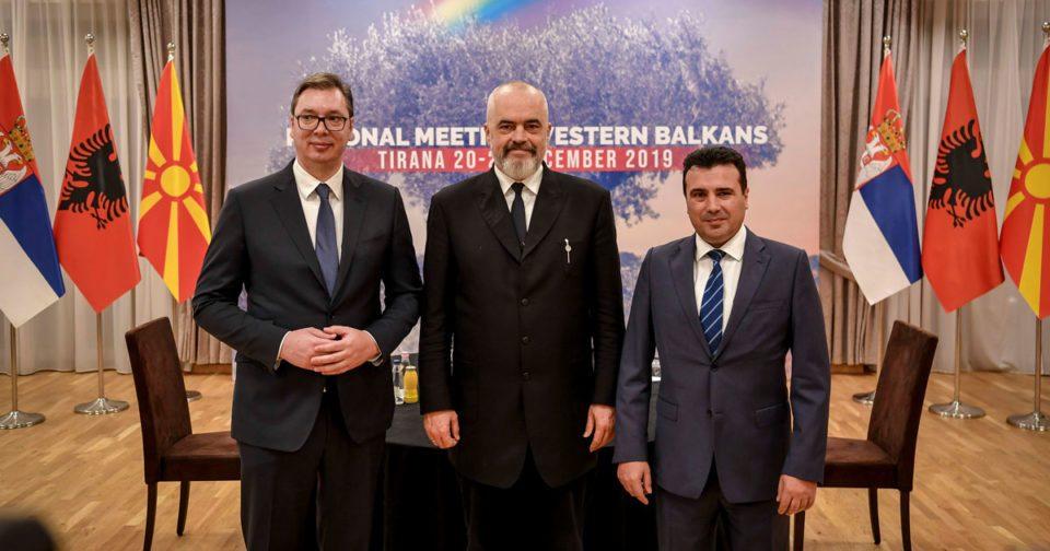 Балканските лидери ќе потпишат меморандум за соработка