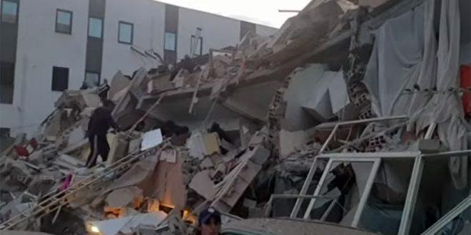 Проценка на штетата во Албанија: 1.183 урнати објекти, 558 станбени згради со големи оштетувања