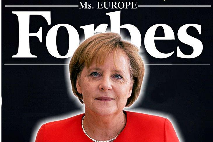 Меркел најмоќна жена на светот десетта година по ред