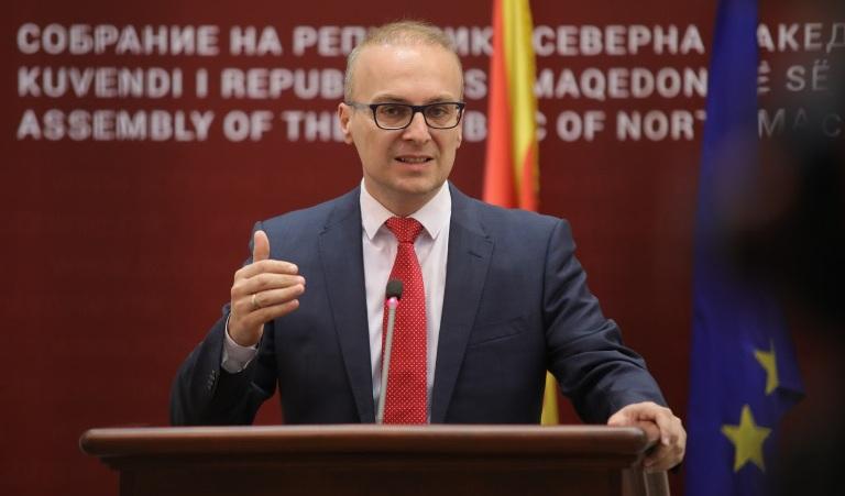 Милошоски: Денешното вето потврдува дека Димитров и Заев лажеле