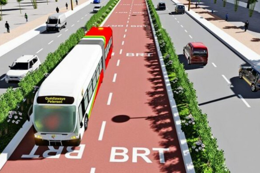 """Владата даде поддршка за воведување на """"Бас рапид транзит"""" на територијата на град Скопје"""