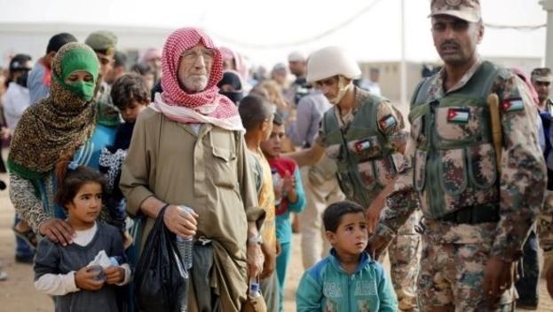ЕУ одобри 300 милиони евра за бегалците во Јордан и Либан
