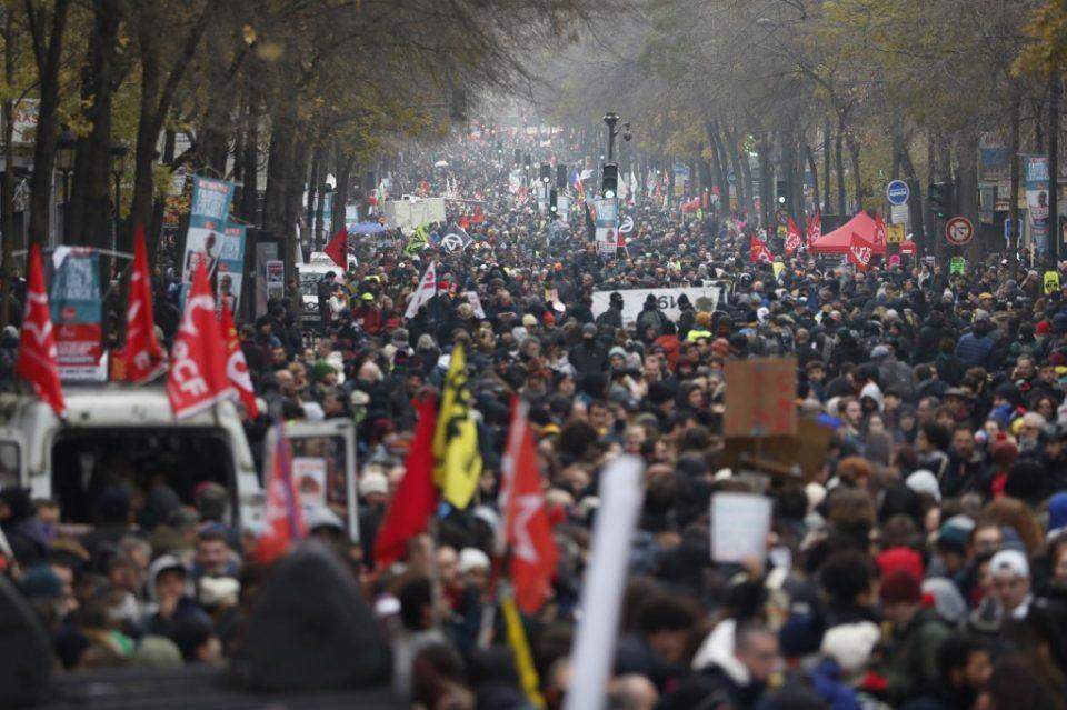 Нови демонстрации против полициското насилство во повеќе градови во Франција