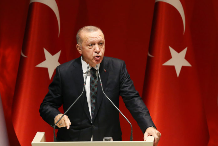 Ердоган: Не си одиме од Сирија додека народот тое не го побара