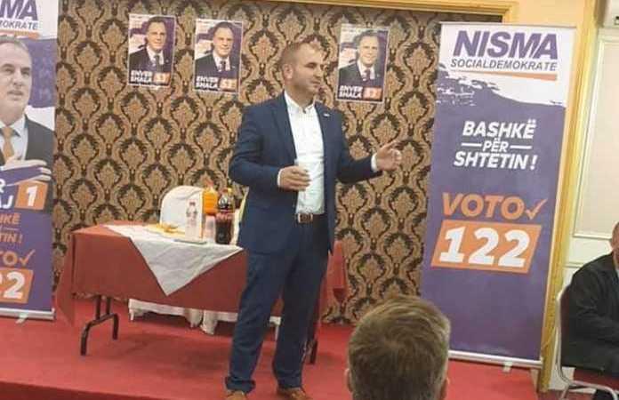 Уапсен пратеникот на партијата Нисма кој му упати смртни закани на Курти