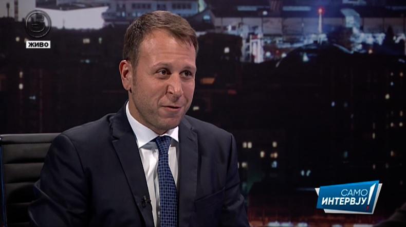 Јанушев: СДСМ преку измена на Закон за Академија за судии и обвинители ќе ги избира подобните и партиски судии